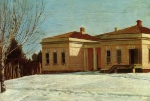 Григорий Васильевич Сорока. Флигель дома