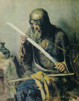 Абрам Ефимович Архипов. Ратник