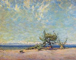 Джеймс Эдуард Херви Макдональд. Песчаный пляж
