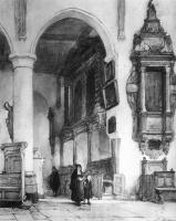 Йоханнес Босбум. Церковь в Оверши
