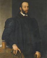 Антонис ван Дасхорст Мор. Портрет Антуана Перенота де Гранвелле