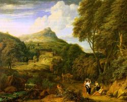Корнелис Хьюсманс. Полуденный отдых