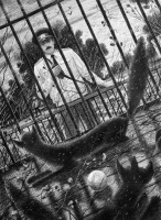 "Дмитрий Никитич Санджиев. В ЗООПАРКЕ. ИЗ СЕРИИ ""БУДНИ МИЛИЦИИ"""