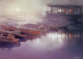Нита Энгл. Мистические лодки