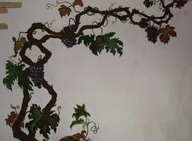 Darya Kirlik. Ветвь винограда