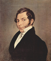 Франческо Айец. Портрет графа Нинни