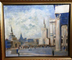 Валерий Викторович Шечкин. 3 вокзала
