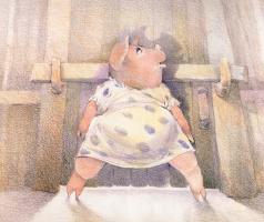 David Jorgensen. The pig in a nightgown