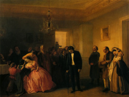 The interrupted betrothal