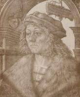 Ханс Бургкмайр Старший. Портрет Ханса Паумгартнера