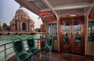 Robert Nuffson. Venice