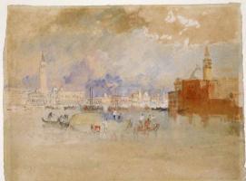 Вид на Венецию с лагуны