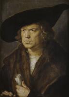 Альбрехт Дюрер. Портрет мужчины