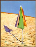 Дэвид Хокни. Пляжный зонт