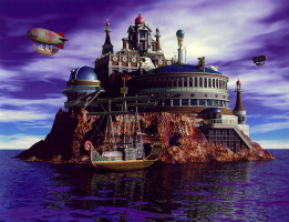 Энди Лакков. В море