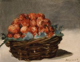 Edouard Manet. Strawberry