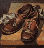 Грант Вуд. Старые ботинки
