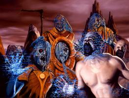 Алан Рабинович. Синие головы