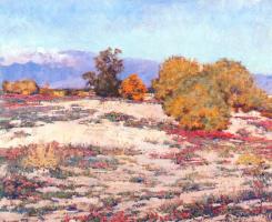 Элсон Кларк. Пустыня