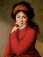 Элизабет Виже-Лебрен. Портрет графини Варвары Головиной