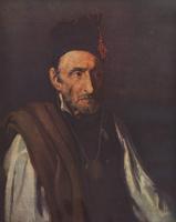 Теодор Жерико. Умалишенный, воображающий себя полководцем