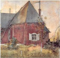 Карл Ларссон. Старая церковь