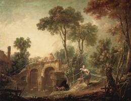 Francois Boucher. Bridge