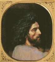 Александр Андреевич Иванов. Голова Иоанна Крестителя. Конец 1830-х - 1840-е