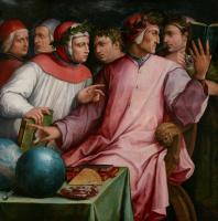 Giorgio Vasari. Six Tuscan poets, or the Italian humanists