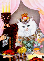 Адриенн Сегур. Королева кошек