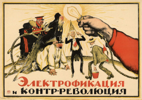 Electrification and counterrevolution