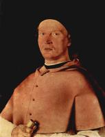 Лоренцо Лотто. Портрет епископа Бернардо де' Росси