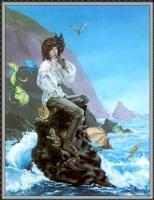Робин Вуд. Симфония у моря