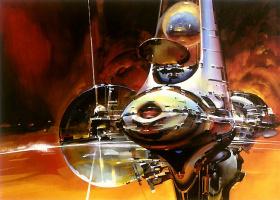 Джон Берки. Звездные войны 11