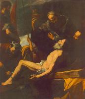 Хосе де Рибера. Мученичество Святого Андрея Первозванного