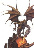 Джон Джуд Паленкар. Дракон