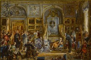 Ян Матейко. История цивилизации в Польше. Конституция 3 мая, четырёхлетний сейм 1795 года, раскол