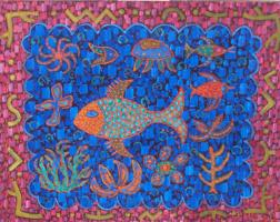 Иосиф Арбисман. Золотая рыба 3