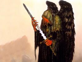 Джеральд Бром. Темный воин