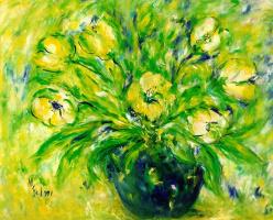Мари Ромеро Кампо. Букет цветов 5