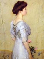Лила Кэбот Перри. Розовые розы