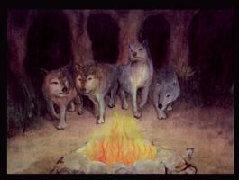 Роберт Карлос. Волки