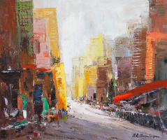 Andrew Shararin. City impressions N2