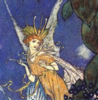 Эдмунд Дюлак. Маленькая фея