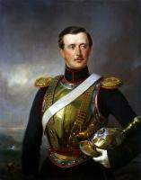 Франц Крюгер. Портрет Петра Андреевича Шувалова