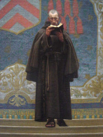 Жан-Леон Жером. Серый кардинал