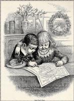 Томас Наст. Маршрут Санта Клауса