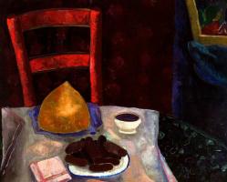 Данс Мария Антония Боадо. Красный стул