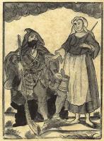 Томас Боруп. Хорват с женой