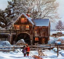 Донна Грин. Зима